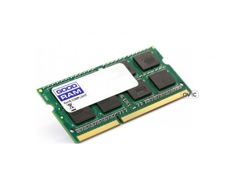 GOODRAM 2 GB DDR3 1600 MHz (GR1600S364L11/2G)