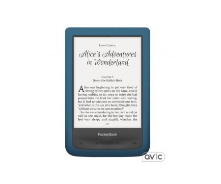 PocketBook 641 Aqua 2 Blue Black (PB641-A-CIS)
