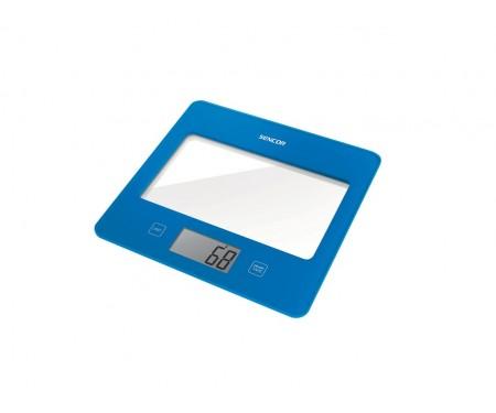 Весы кухонные Sencor SKS 5022BL