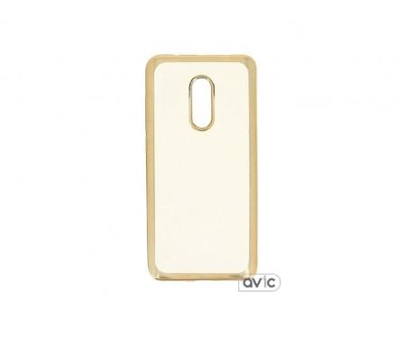 Бампер для Xiaomi Redmi Note 4 (Gold)
