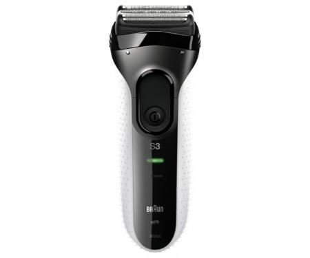 Электробритва Braun Series 3 3020s White