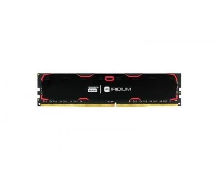 Модуль DDR4 16GB/2133 GOODRAM Iridium Black (IR-2133D464L15/16G)