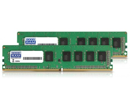 Модуль DDR4 2x4GB/2400 GOODRAM (GR2400D464L17S/8GDC)