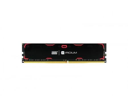 Модуль DDR4 8GB/2133 GOODRAM Iridium Black (IR-2133D464L15S/8G)