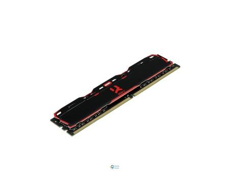 Модуль DDR4 8GB/3000 GOODRAM Iridium X Black (IR-X3000D464L16S/8G)