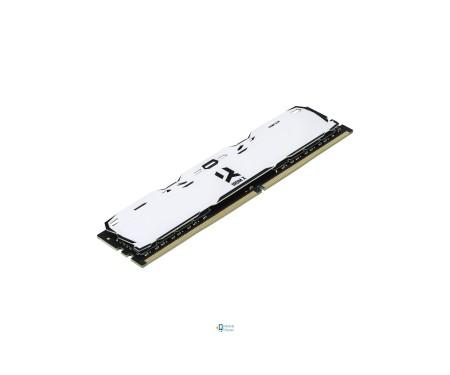 Модуль DDR4 8GB/3000 GOODRAM Iridium X White (IR-XW3000D464L16S/8G)