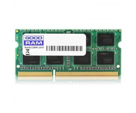 Модуль SO-DIMM 4GB/1600 DDR3 GOODRAM (GR1600S364L11S/4G)
