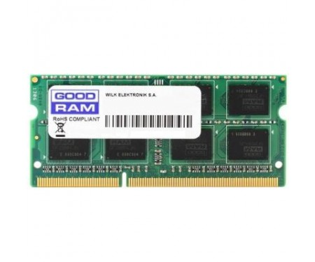 Модуль SO-DIMM 4GB/2400 DDR4 GOODRAM (GR2400S464L17S/4G)