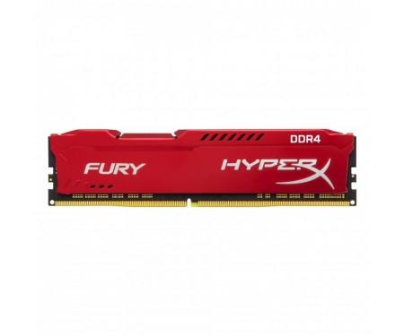 Модуль DDR4 16GB/2666 Kingston HyperX Fury Red (HX426C16FR/16)