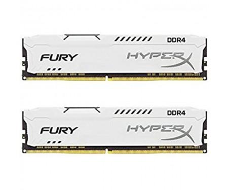 Модуль DDR4 2x16GB/2400 Kingston HyperX Fury White (HX424C15FWK2/32)