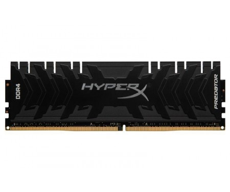 Модуль DDR4 8GB/3000 Kingston HyperX Predator Black (HX430C15PB3/8)