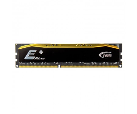 Модуль DDR3 2GB/1600 Team Elite Plus Black (TPD32G1600HC1101)