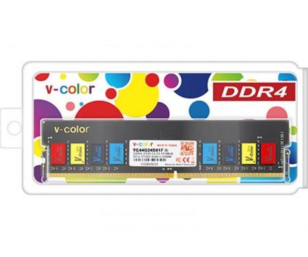 Модуль DDR4 4GB/2400 V-Color Colorful (TC44G24S817)