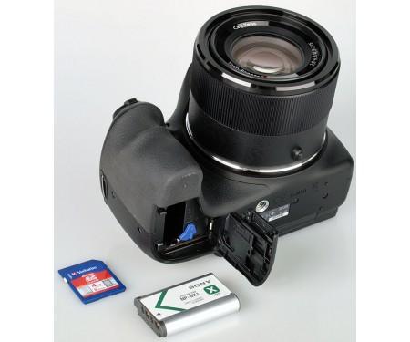 Фотоаппарат Sony Cyber-Shot H300 Black (DSCH300.RU3)