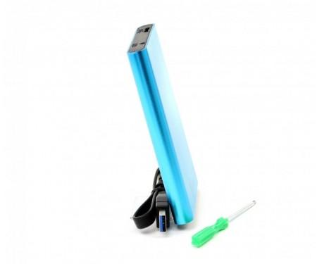 """Внешний карман ProLogix SATA HDD 2.5"""", USB 3.0, Blue (BS-U23F)"""