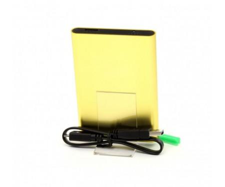 """Внешний карман ProLogix SATA HDD 2.5"""", USB 3.0, Gold (BS-U23F)"""