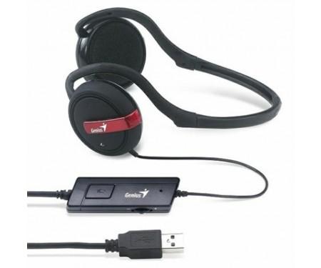 Наушники Genius HS-300U USB (31710147100)