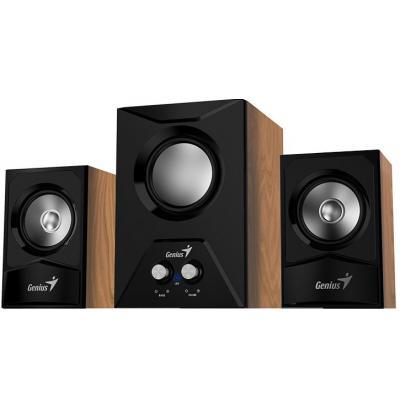 Акустическая система Genius SW-385 Wood (31730002405)