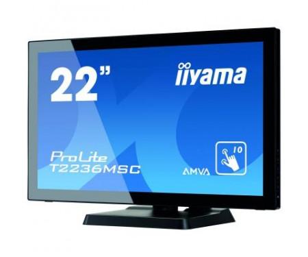 Монитор iiyama T2236MSC-B2