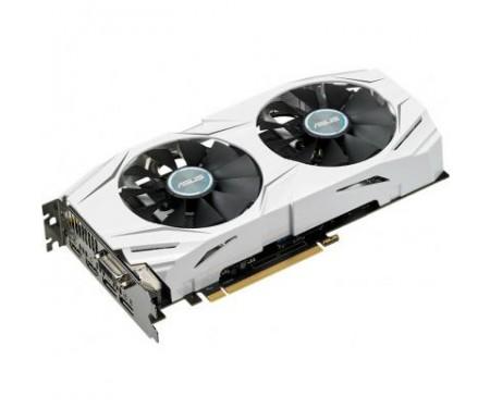 Видеокарта ASUS GeForce GTX1060 3072Mb DUAL (DUAL-GTX1060-3G)
