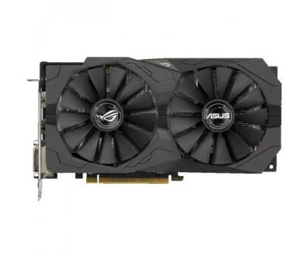 Видеокарта ASUS Radeon RX 570 4096Mb ROG STRIX GAMING (ROG-STRIX-RX570-4G-GAMING)