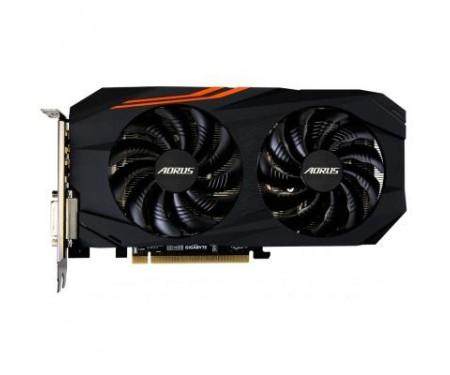 Видеокарта GIGABYTE Radeon RX 580 8192Mb AORUS (GV-RX580AORUS-8GD)