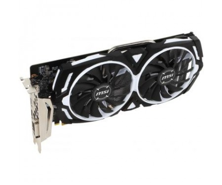 Видеокарта MSI GeForce GTX1060 3072Mb ARMOR OC (GTX 1060 ARMOR 3G OCV1)