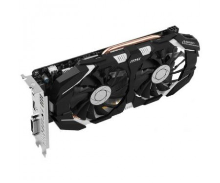 Видеокарта MSI GeForce GTX1060 3072Mb DUAL FANS (GTX 1060 3GT)