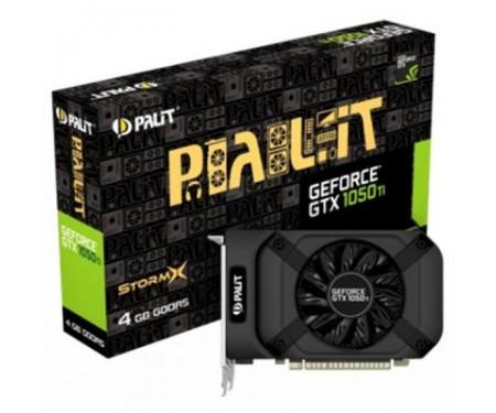 Видеокарта PALIT GeForce GTX1050 Ti 4096Mb StormX (NE5105T018G1-1070F)