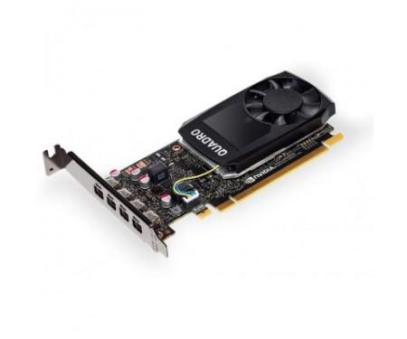 Видеокарта QUADRO P1000 4096MB PNY (VCQP1000DVI-PB)