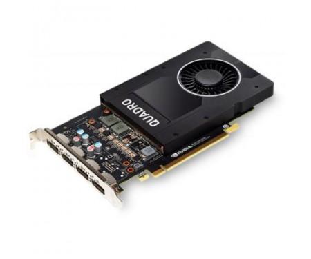 Видеокарта QUADRO P2000 5120MB PNY (VCQP2000-PB)