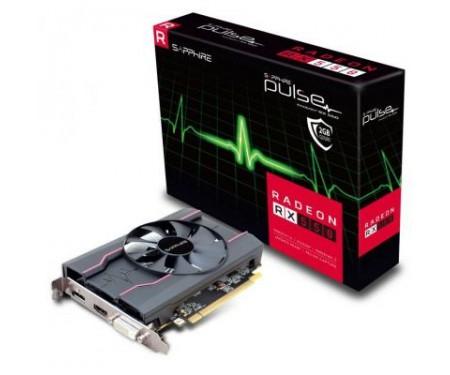 Видеокарта Sapphire Radeon RX 550 2048Mb PULSE (11268-03-20G)