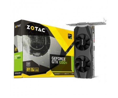 Видеокарта ZOTAC GeForce GTX1050 Ti 4096Mb LP (ZT-P10510E-10L)