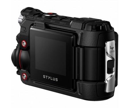 Экшн-камера OLYMPUS TG-Tracker Black (Waterproof - 30m; Wi-Fi; GPS) (V104180BE000)