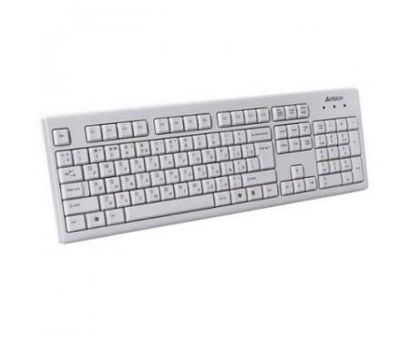 Клавиатура A4tech KM-720-WHITE-US