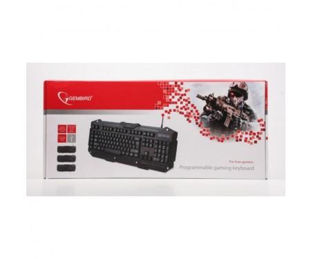 Клавиатура GEMBIRD KB-UMGL-01-UA