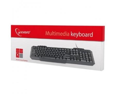 Клавиатура GEMBIRD KB-UM-105-RU
