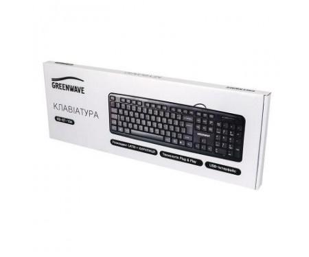 Клавиатура Greenwave KB-ST-104, black (R0014215)