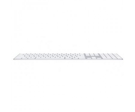 Клавиатура Apple A1843 Wireless Magic Keyboard with Numpad (MQ052RS/A)