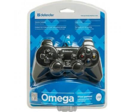 Геймпад Defender Omega USB (64247)