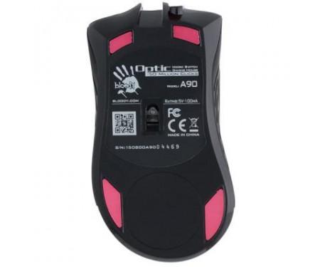 Мышь A4tech Bloody A90 Black