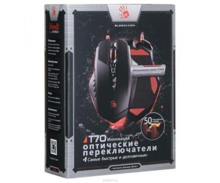 Мышь A4tech Bloody T70