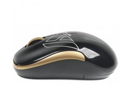 Мышь A4tech G3-300N Black-Golden