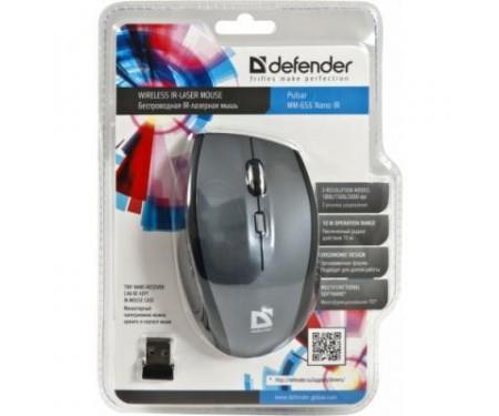 Мышь Defender Pulsar 655 Nano (52655)