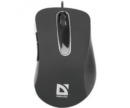 Мышь Defender Datum MM-070 Black (52070)