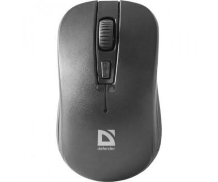 Мышь Defender Datum MS-005 Black (52005)