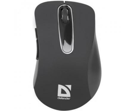 Мышь Defender Datum MM-075 Black (52075)