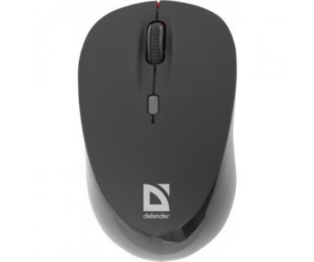Мышь Defender Dacota MS-155 Nano Black (52155)