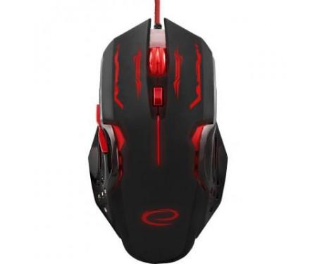 Мышь Esperanza MX403 Apache red (EGM403R)