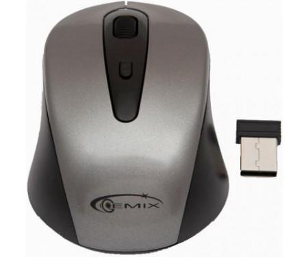 Мышь GEMIX GM520 silver